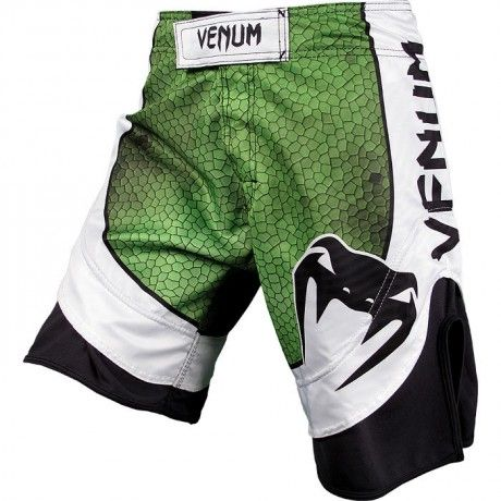Venum Amazonia 3.0 Fight shorts, Green
