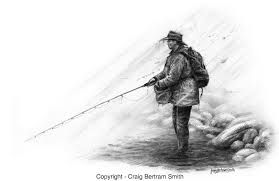 Image result for painting of old fishing captains