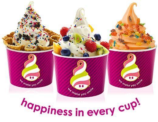 FREE Menchie's Frozen Yogurt Coupon! {valid on 2/6} #froyo