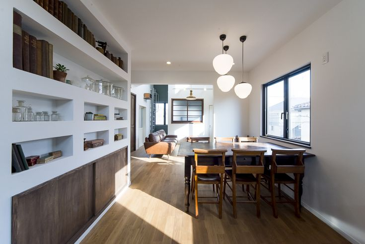 Cafe & Atelier & House / dining