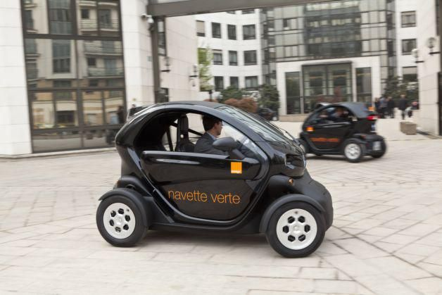 All-Electric Car Sharing Platform Launches In France - Shareable