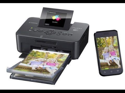 Canon SELPHY CP910 Black Portable Wireless Compact Photo Color Printer