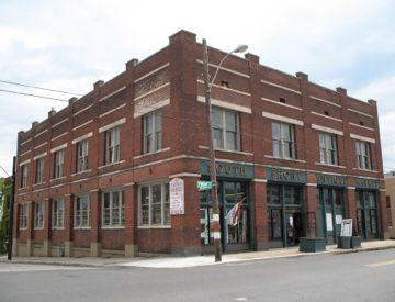 South Front Antiques, Memphis.