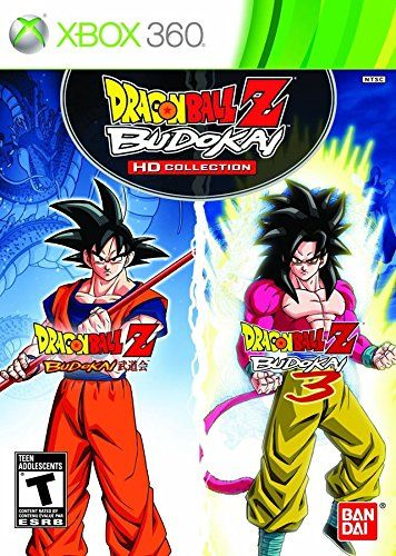 Dragon Ball Z Budokai HD Collection - Xbox 360:   Back-to-Back Budokai Brawl. Dragon Ball Z Budokai 1 and Dragon Ball Z Budokai 3 make their triumphant debut on next-generation consoles in Dragon Ball Z Budokai HD Collection. Remastered in high-definition with full trophy/achievement support, fans can relive these two great games or experience them for the first time in one special collection.