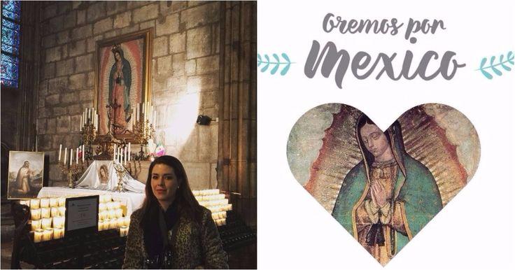 Alicia Machado pide apoyo para damnificados en México #Farándula #AliciaMachado #damnificado #donaciones