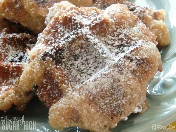 Chocolate Chip Waffle Cookies | yummmmmm | Pinterest