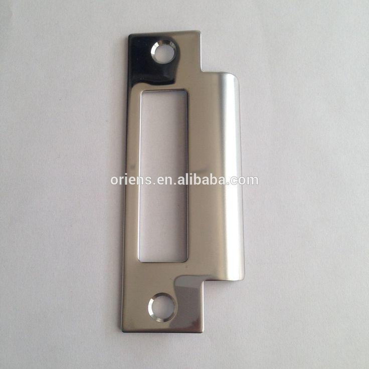 Security Door Strike Plates
