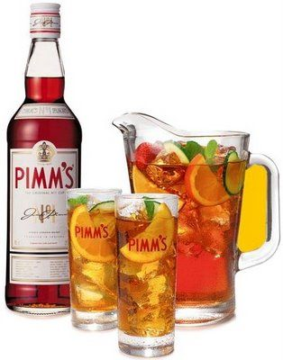 Stylesmith: It's Pimms O'Clock! The Perfect Recipe