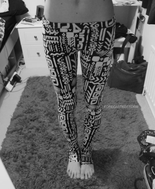 Aztec tights