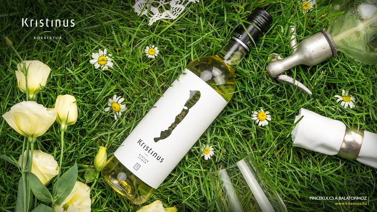 The best of our 55 hectares, from top to bottom in white. Every drop contains: Chardonnay, Lake Balaton, muscat blanc, Sauvignon Blanc, sunshine, and pinot gris. What would be your fourth wish from the goldfish?