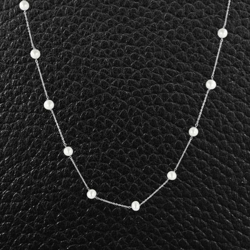Cultured Pearl Necklace – CRAIGER DRAKE DESIGNS®