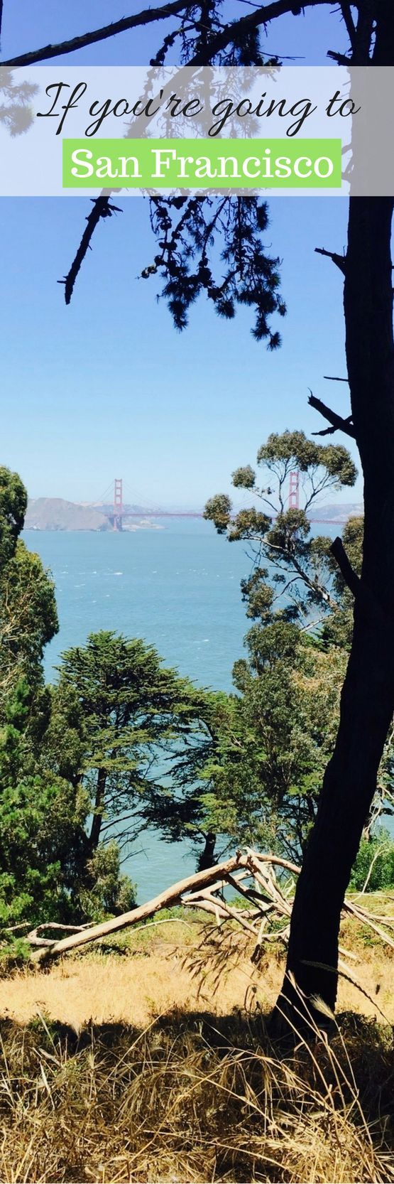 Auf unserem Roadtrip ging es nach New York weiter nach San Francisco. Einmal von Osten nach Westen. San Francisco ist toll. Und es gibt ne Menge zu erleben in der Stadt am Pazifik. Das schönste aber für mich ist die Golden Gate Bridge. Die Brücke ist DAS