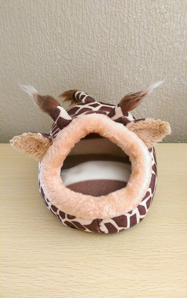 African Pygmy Hedgehog Snuggle giraffe Bed