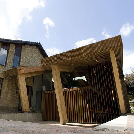 Villa extension by O+A