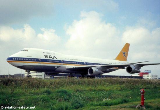 The Helderberg SAA ZS-SAS