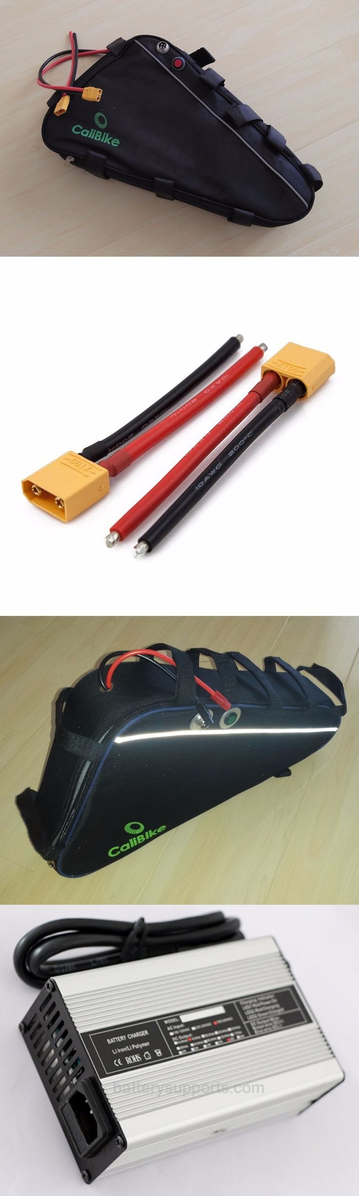 Electric Bicycle Components 177814: 72V18ah Ultra Light Triangle Battery Pack For 3000W Motor -> BUY IT NOW ONLY: $900 on eBay!