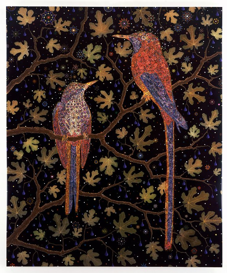 Fred Tomaselli, Migrant Fruit Thugs: