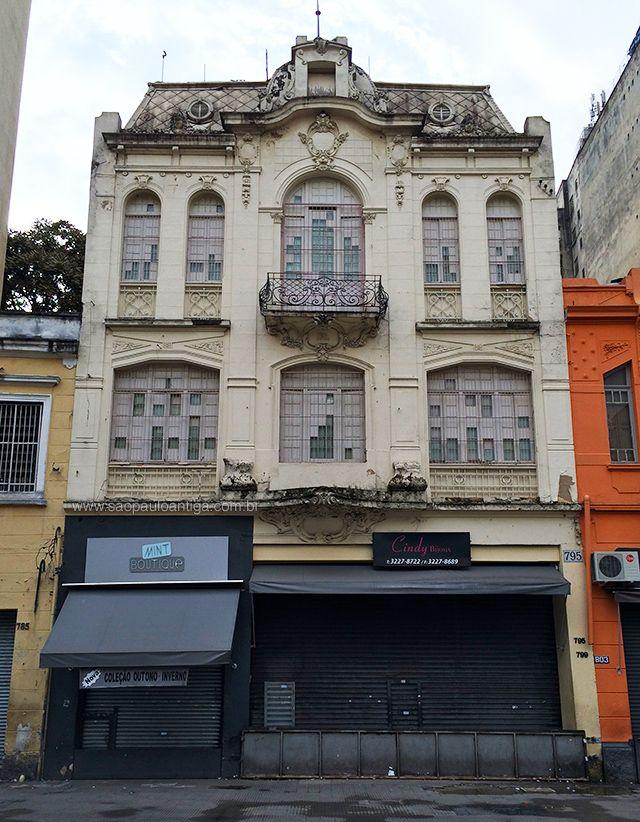 Foto: Douglas Nascimento / São Paulo Antiga - Rua 25 de março