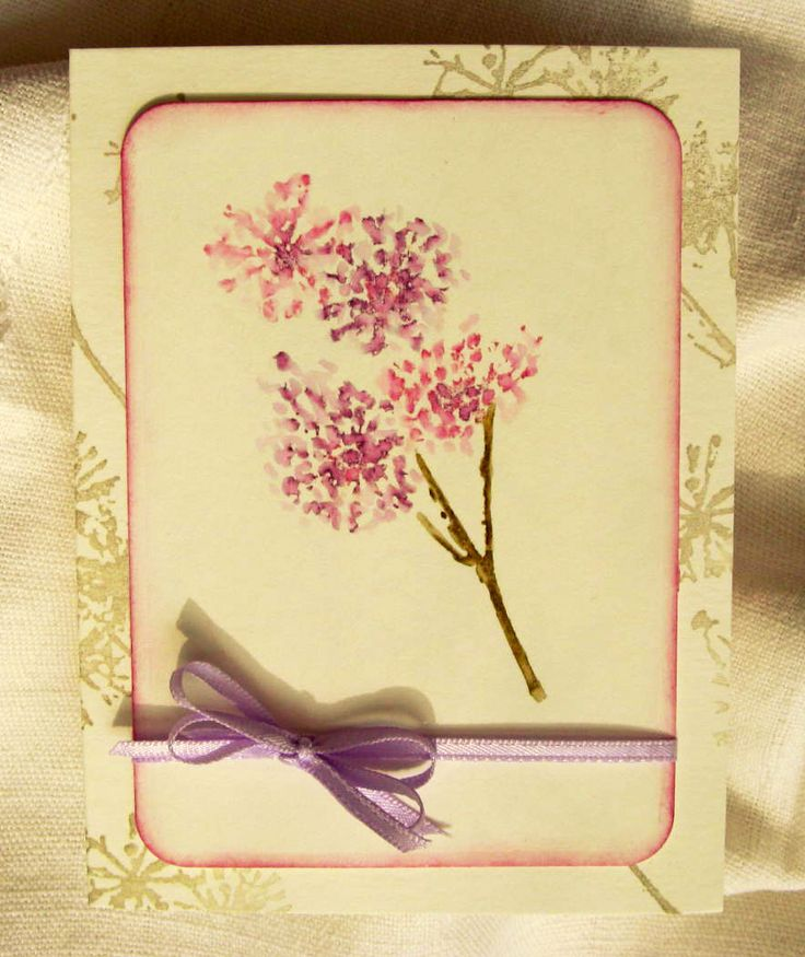 Invito floreale rosa e lilla