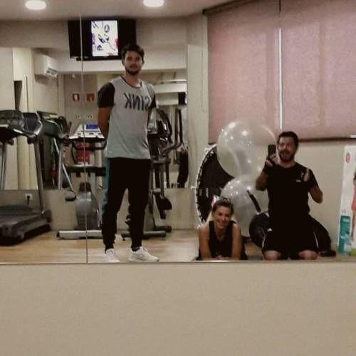 Done! Treino para o fim de semana. ✔💪 #thetree2017 #thetreewellness #health #noexcuses #thetreeteam #exercíciofísico #exercice #saudeebemestar #shootingtime #funtimes #Guimarães #Guimaraes #Treino #Acompanhado #Grupo  #funcionaltraining...