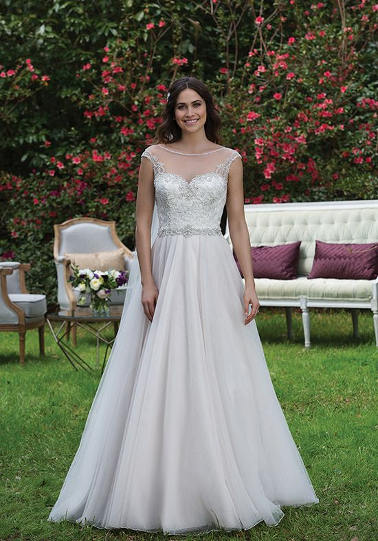Sincerity Bridal 3943 A-Line Wedding Dress