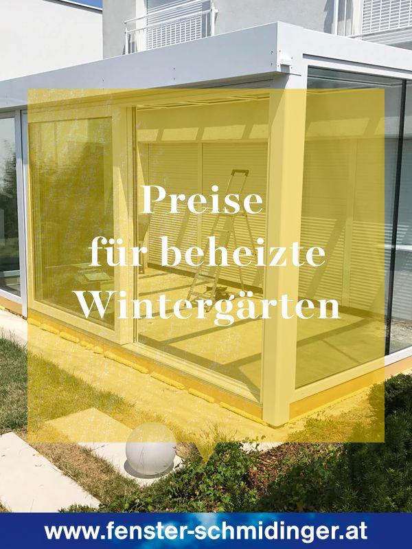Wintergarten Beheizt Preis Anbau Kosten Wintergarten Kosten