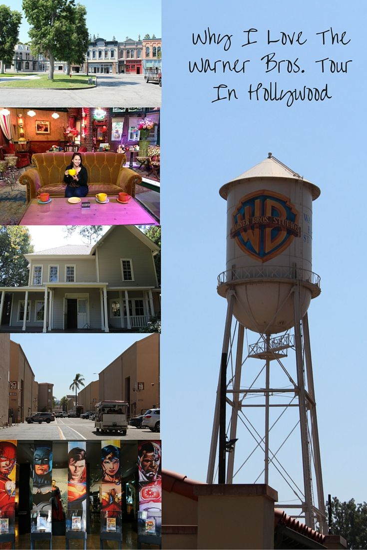 With so many set tours out there, the Warner Bros. Studio tour is the best! This will explain why!