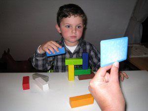 Imitacion autismo