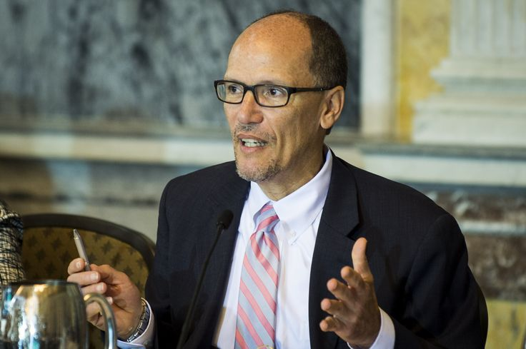 Tom Perez elected new Democratic Party chairman | 11alive.com