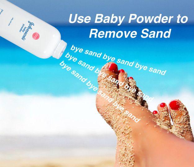 Best 25 Baby Powder Ideas On Pinterest