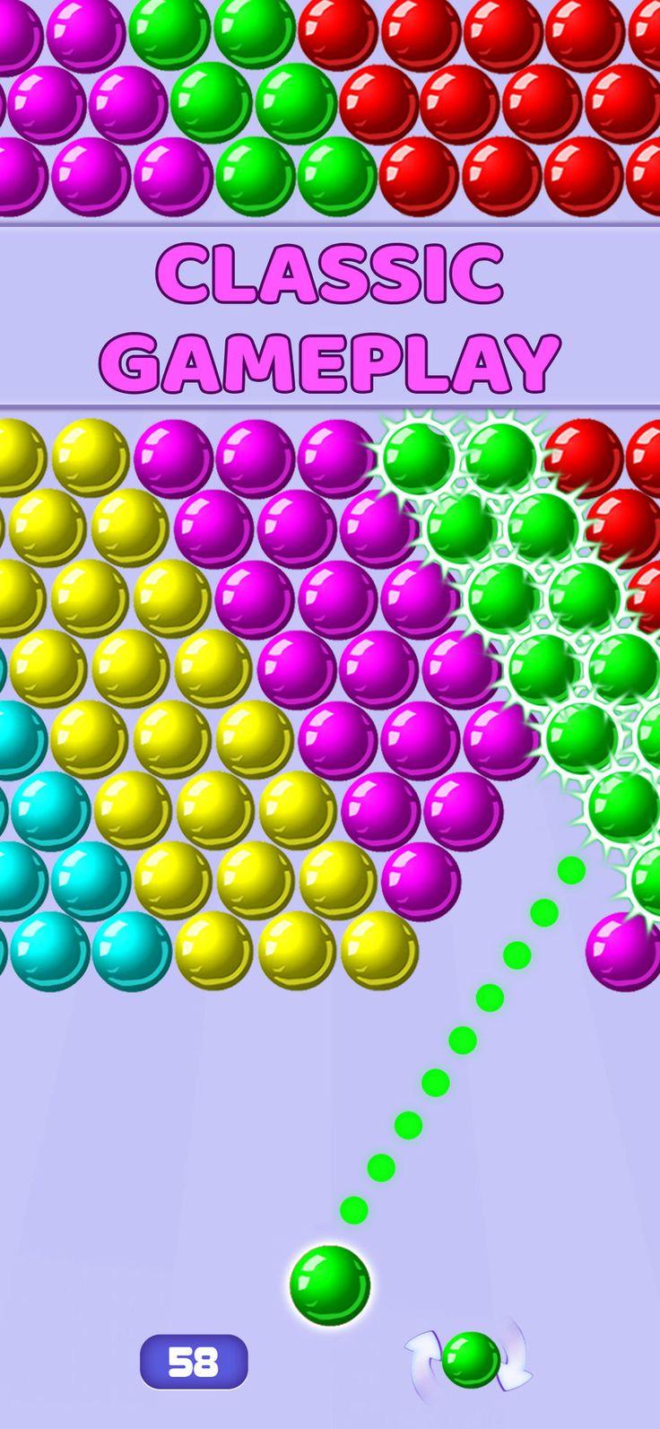 Bubble Shooter Pop Bubbles GamesDynamicsEntertainment