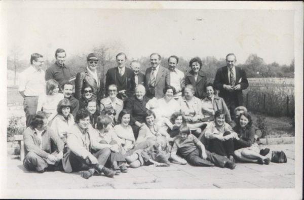 zjazd Szweycerów rodzinny 1976