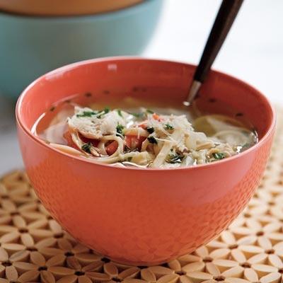 Italian Chicken Soup | Recipe