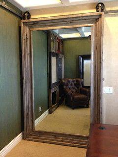 Custom Sliding Barn Doors - modern - mirrors - phoenix - by Massiv Brand