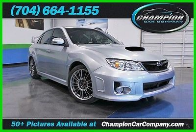 cool 2013 Subaru WRX STI Limited Navigation Leather Moonroof - For Sale