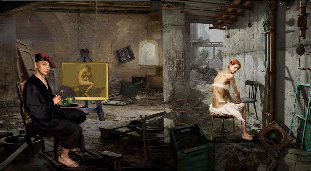 Έζησα για την τέχνη, έζησα