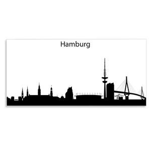 magnettafel skyline hamburg 45 jetzt auf fab hsv pinterest magnettafel hamburg und. Black Bedroom Furniture Sets. Home Design Ideas