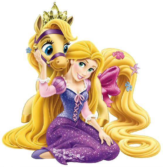 Walt Disney Princess Rapunzel
