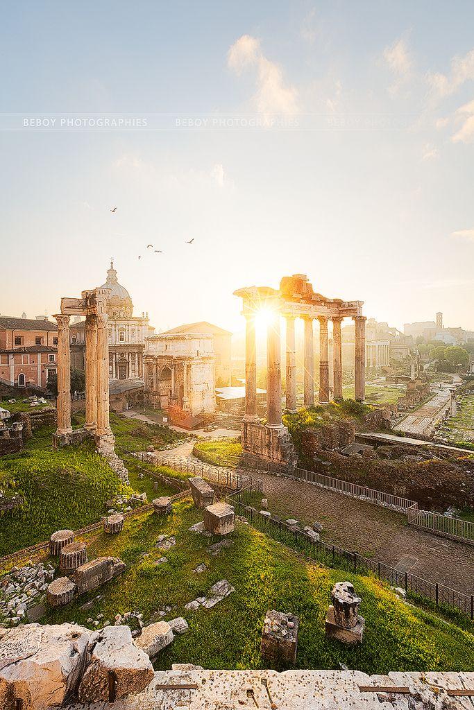 Roman forum, Italy | Flickr - Photo Sharing!