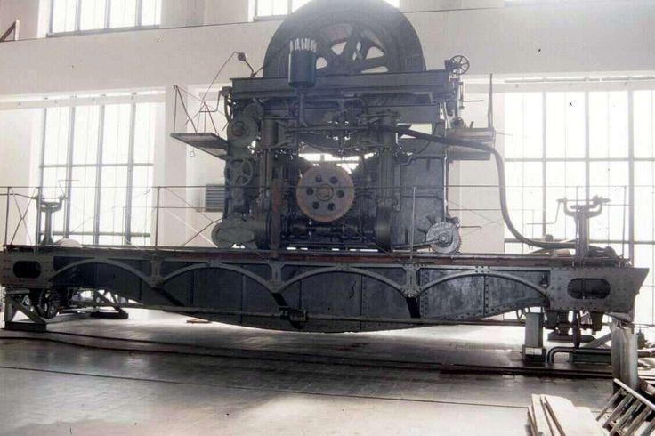Dampfmaschine: Bergbaumuseum, Ibbenbüren