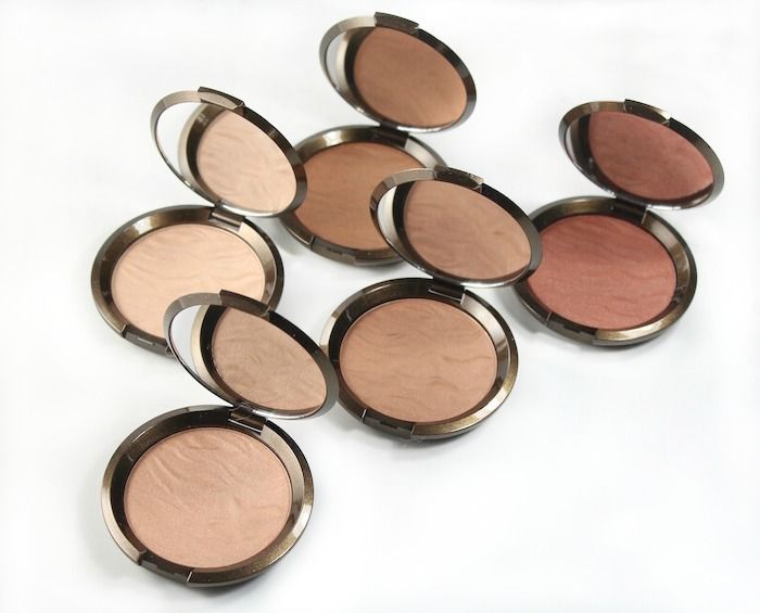 BECCA Cosmetics Sunlit Bronzer Collection (review)