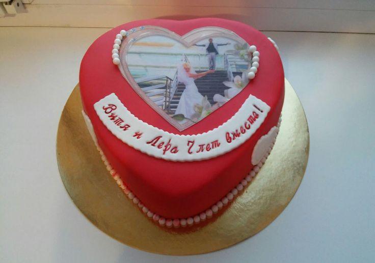 На годовщину свадьбы #торт_на_заказ_киев #мини_тортики
