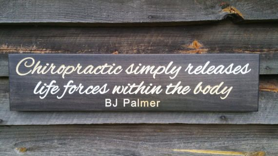 Chiropractor Chiropractic Gift Chiropractic Art Chiropractic Gift Wood Sign Chiropractic Quotes Chiropractic Philosophy Quotes BJ Palmer DD Palmer Chiropractic Wall Decor Doctor of Chiropractic Office  This wood sign is stained Espresso with Ivory & Golden Wheat paint for the lettering.  Measurements: 23 3/4 x 5 1/2 X 3/4 inch thick  Keyhole slot for easy wall mounting~  *All details are carved into the wood.  This is a great gift for the New Graduate or Existing Doctor!  C...