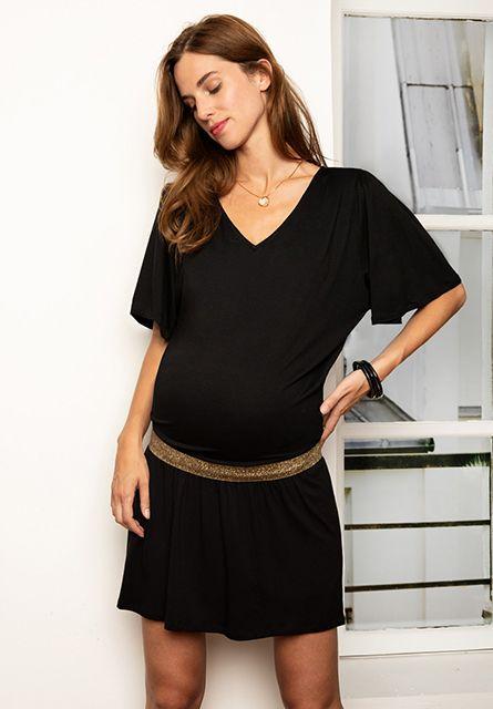 9f45365cd008a Envie de Fraise // Collection AH 2019 -Danny- #Dress #MaternityStyle #