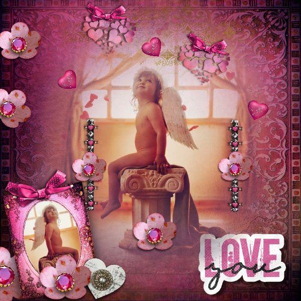 Kit Valentine by Pink Lotty