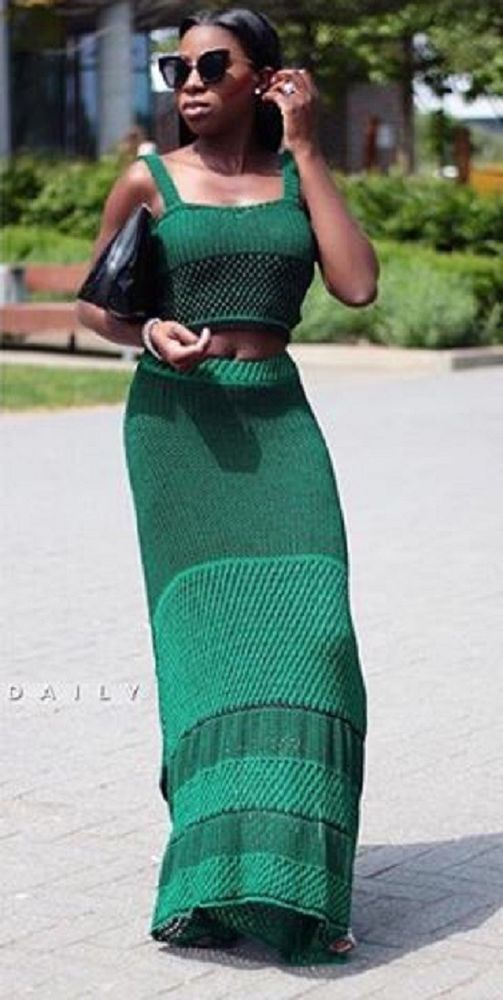 068f6f55 NWT ZARA LIMITED EDITION JACQUARD Green SKIRT Size S Ref.8146/006 #Zara  #ALine
