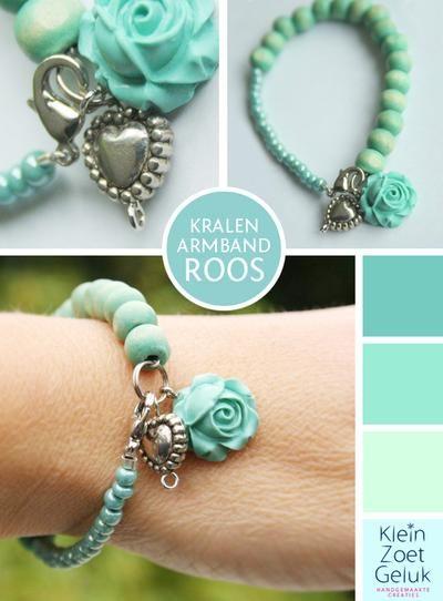 Bekijk de foto van evaroe01 met als titel Armband om zelf te maken en andere inspirerende plaatjes op Welke.nl.