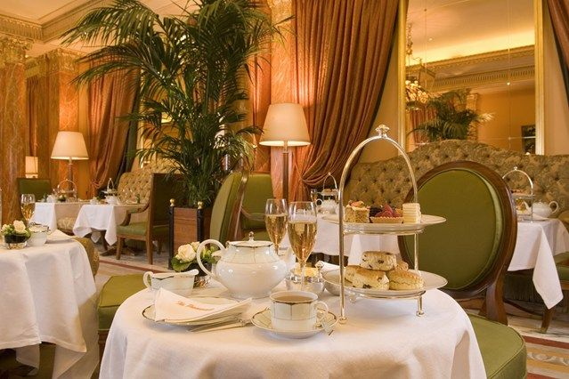 Afternoon tea at The Dorchester | Best afternoon tea in London (Condé Nast Traveller)