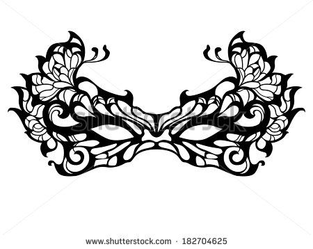 1000 Images About Masks Peacock Mask Lace Face Template Elegant Mardi Gras