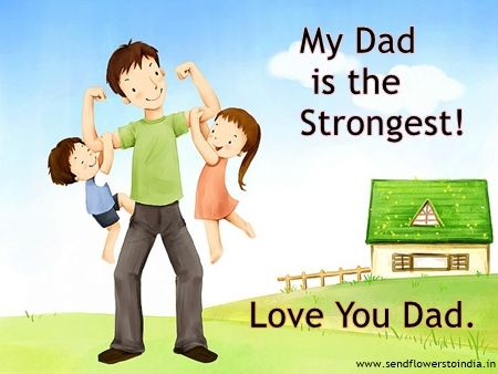 Send #sweets to your lovely Dad.